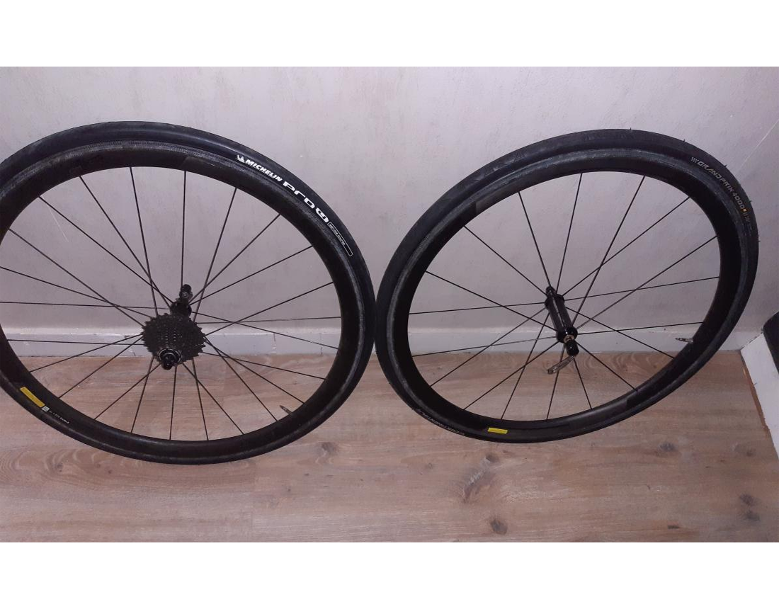 """ROUE ROVAL CARBONE 40 mm""""950€"""""""